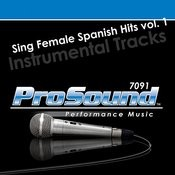 Female Spanish Hits Vol.1 Songs