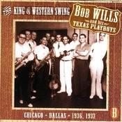 The King Of Western Swing, CD B Songs