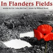 In Flanders Fields Songs