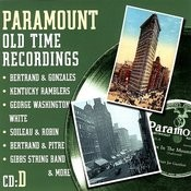 Paramount Old Time Recordings, CD B Songs