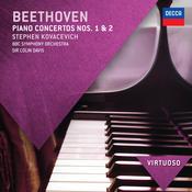Beethoven: Piano Concertos Nos.1 & 2 Songs