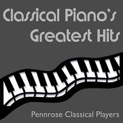 Classical Piano's Greatest Hits Songs