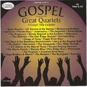 Gospel Sung By The Great Quartets - Vol 4 Songs
