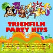 Trickfilm Party Hits - 20 Zeichentrickfilm Hits Volume 1 Songs