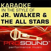 Shotgun (Karaoke With Background Vocals)[In The Style Of Jr. Walker And The All Stars] Song