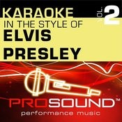 Don't Be Cruel (Karaoke With Background Vocals)[In The Style Of Elvis Presley] Song