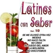 Latinos Con Sabor Vol.10 Songs