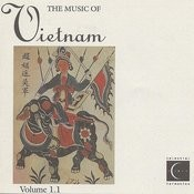 The Music Of Vietnam, Vol. 1.1 Songs