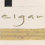 Elgar: Re-discovered works for violin Songs