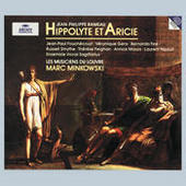 Rameau: Hippolyte et Aricie (3 CDs) Songs