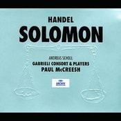 Handel: Solomon HWV 67 Songs