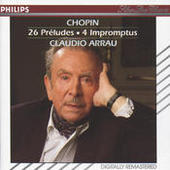 Chopin: 26 Preludes; 4 Impromptus Songs