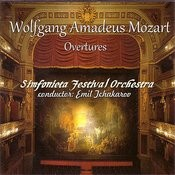 Wolfgang Amadeus Mozart: Overtures Songs