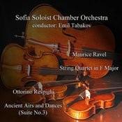 Maurice Ravel - Ottorino Respighi: Famous Works Songs
