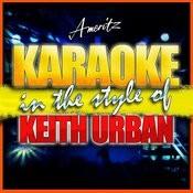 Karaoke - Keith Urban Songs