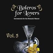 Boleros For Lovers Volume 5 Songs