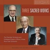 Three Sacred Works Songs