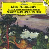 Grieg: Violin Sonatas Opp. 8, 13 & 45 Songs