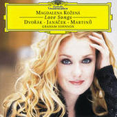 Dvorák / Janácek / Martinu: Love Songs Songs