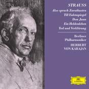 R. Strauss: Zarathustra; Till; Don Juan; Heldenleben; Tod & Verklärung Songs