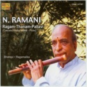 N Ramani - Ragam Tanam Pallavi On Flute Songs
