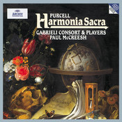 Purcell: Harmonia Sacra Songs