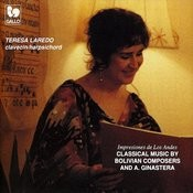 Classical Music By Bolivian Composers & Ginastera Songs