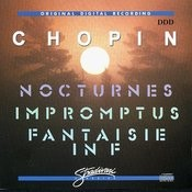 Chopin - Impromptus/Nocturnes/Fantaisie In F Songs