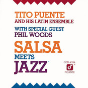 Salsa Meets Jazz Songs