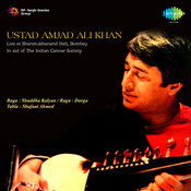 Ustad Amjad Ali Khan Live Songs