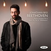 Beethoven: Piano Sonatas, Vol. 3 Songs