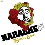Karaoke - In The Style Of Alejandro Sanz Songs