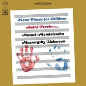 Andr Previn - Piano Pieces For Children Songs