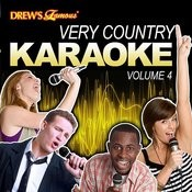Very Country Karaoke, Vol. 4 Songs