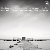Shostakovich/Lewensohn - Works For Viola And Chamber Orchestra Songs
