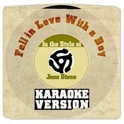 Fell In Love With A Boy (In The Style Of Joss Stone) [Karaoke Version] Song