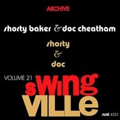 Swingville Volume 21 Shorty And Doc Songs