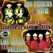 Agarron De Harpa Nortena Vol. 1 Songs