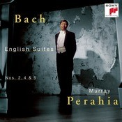 Bach: English Suites Nos. 2, 4 & 5 Songs