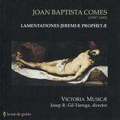 Comes: Lamentations Jeremiæ Prophetæ Songs