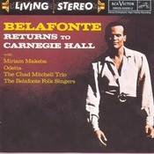 Belafonte Returns to Carnegie Hall Songs
