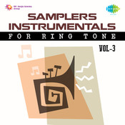 Samplers Instrumentals For Ring Tone 3 Songs