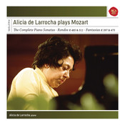 Alicia de Larrocha Plays Mozart Piano Sonatas, Fantasias and Rondos Songs