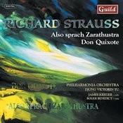Strauss: Also Sprach Zarathustra, Op. 30, Don Quixote, Op. 35 Songs