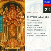 Haydn: 4 Masses Songs