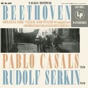 Pablo Casals Plays Beethoven Cello Sonatas ((Remastered)) Songs