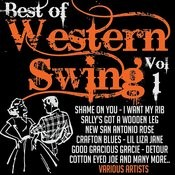 Best Of Western Swing, Vol. 1 Songs