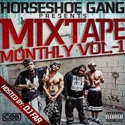 Mixtape Monthly, Vol. 1 Songs
