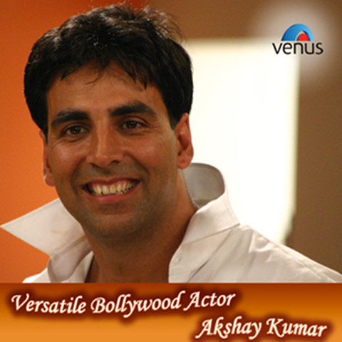 Versatile Bollywood Actor - Akshay Kumar