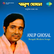 Gaan Rabe Chirodin - Bengali Modern Songs By Anup Ghosal Songs